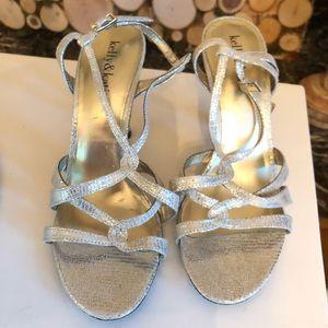 Jelly & Katie Dress heels Size 7